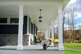 exterior porch columns porch column ideas porch traditional with
