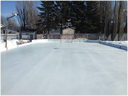 Backyard Rink Liner by Backyards Winsome Best Rink Go Canada 66 Backyard Liner Calgary