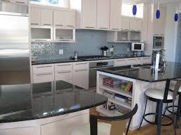 contemporary kitchen backsplash contemporary kitchen featuring gourmet appliances volga blue