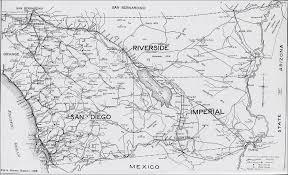 San Diego California Map by San Diego County Maps