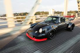 porsche 930 turbo for sale this modified porsche 930 turbo is what dreams are made of