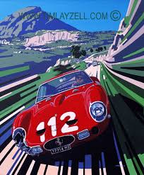 489 best auto art images on pinterest painting colors and car