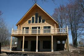 basement homes reasons to add a basement to your log home plus how to build a