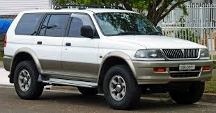 1998 mitsubishi pajero sport u2013 pictures information and specs
