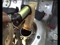 2004 honda civic fuel filter replacing 2000 honda civic fuel