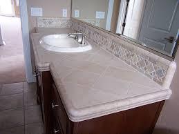 bathroom tile countertop ideas bathroom tile countertop ideas bathroom home design ideas and