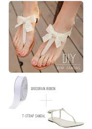 6 Diy Ways To Make by 35 Creatively Cool Diy Sandals Diy Projects For Teens