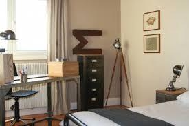 chambre ado stylé chambres ado style industriel la cerise sur la décô