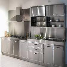 kitchen furniture aluminium kitchen cabinet at rs 450 square kitchen