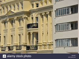 juxtaposition georgian architecture of brunswick terrace hove