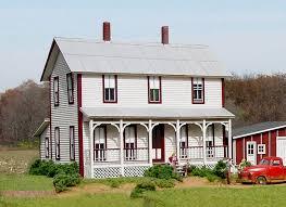 two farmhouse kit two farm house architecture plans 57439
