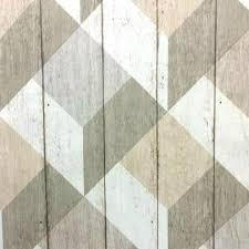 galerie wallpaper deco4walls unplugged geometric wood nat