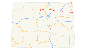 Fort Collins Colorado Map by U S Route 34 In Colorado Wikipedia