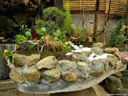 miniature japanese wood garden bridge miniature japanese garden