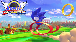 sonic utopia early demo no commentary gameplay youtube