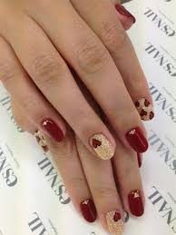 15 easy u0026 cute valentine u0027s day nail art designs ideas trends