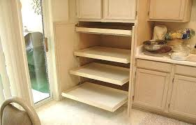 Kitchen Cabinet Slide Out Organizers Kitchen Cabinet Sliding Shelves S Kitchen Cabinet Pull Out Shelves