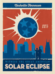 Tennessee travel posters images Anderson design group 2017 total solar eclipse 2017 nashville jpg
