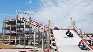 nissan canada niagara falls niagara falls is getting a real life mario kart track news
