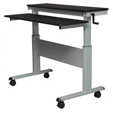 Adjustable Height Standing Desk by Best Standing Desk Stand Up Desk Sit Stand Desk Adjustable