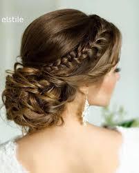 chagne pour mariage magnifiques chignons mariage pour printemps 2017 coiffure simple