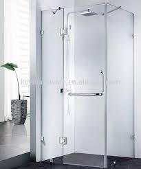 Fix Shower Door Zinc Alloy Brass Stainless Steel Fix Glass Door Shower Hinge Buy