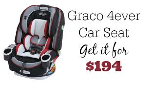 best dino carseat deals black friday amazon graco 4ever car seat 194 southern savers