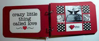 scrapbook photo album 4x6 mini scrapbook album ideas mosaic moments photo collage system