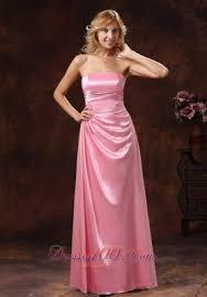 Pink Bridesmaid Dresses Rose Pink Bridesmaid Dresses
