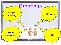 must read how to reply to different of greetings