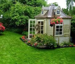 Cool Backyard Sheds 111 Best Sheds Summer Houses Images On Pinterest Summer Houses