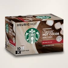 k cup pods starbucks coffee at home