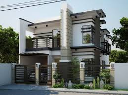 Good Modern Contemporary House Designs Philippines Beautiful - Modern contemporary homes designs