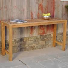 Outdoor Console Table Perfect Yard With Outdoor Console Table Kenaiheliski Com