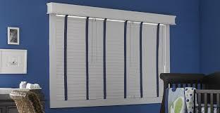 Cordless Wood Blinds 2 In Crisp White Wood Blinds Energy Efficient 3dayblinds