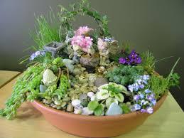 Outdoor Fairy Garden Ideas by Amusing Fairy Garden Container Ideasfairy Garden Container Ideas