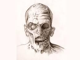 zombie tattoo design danielhuscroft com