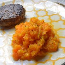 cuisiner la patate douce recette purée de butternut et patate douce magazine omnicuiseur