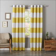 Yellow Gray Curtains Jcpenney Kitchen Curtains Interior Incrediblen Curtains Image Of