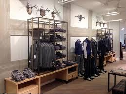 luxury retail fixture design