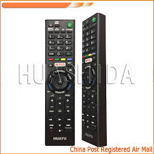 sony android tv remote new for sony remote for kdl 43w809c w85c w80c kd