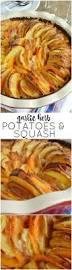 thanksgiving goodies recipes garlic herb potatoes and squash 25 thanksgiving recipes sugar