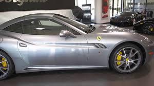 Ferrari California 2010 - 2010 ferrari california grigio titanio lt0724 youtube