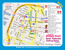 Nyc Parking Map Preparing For Your Arrival Nyc Student Housing Locations