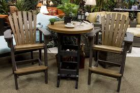 Patio Plastic Chairs by Recycled Outdoor Furniture Outdoor Patio Furniture Atlanta