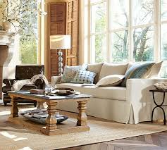 What Design Style Is Pottery Barn Sutton Coffee Table Pottery Barn