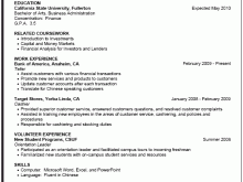 welder resume summary free resume
