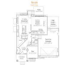 noah is a great floor plan for your new utah home two story