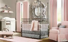 chambre bébé romantique idées déco chambre bébé fille