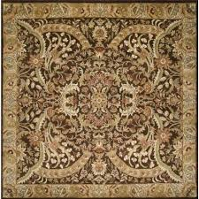 6x6 Area Rug Gray 6 X Trellis Square Rug Area Rugs Esalerugs Within 6x6